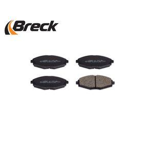 MATIZ (M200, M250) BRECK Pedales y cubre pedales 23241 00 702 00