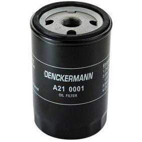 DENCKERMANN A210001 Ölfilter OEM - BAT115561A AUDI, SEAT, SKODA, VW, VAG, SAMPA, eicher günstig