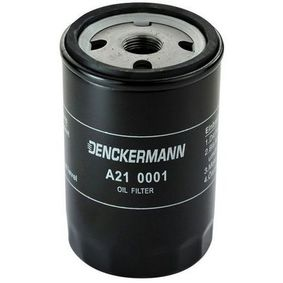 DENCKERMANN A210001 Ölfilter OEM - 117434 FIAT, KHD, MAGIRUS-DEUTZ, DEUTZ-FAHR, PEGASO, DEUTZ, VEMA günstig