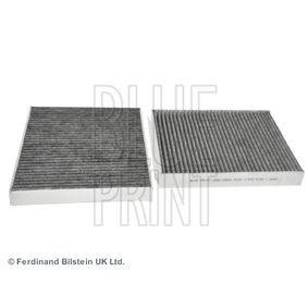 Filtersatz, Innenraumluft BLUE PRINT Art.No - ADB112509 OEM: 64119163329 für MERCEDES-BENZ, BMW, AUDI, MINI, ALPINA kaufen