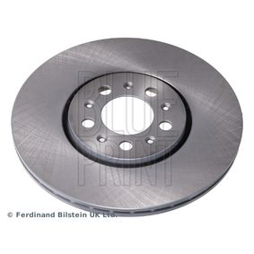 Bremsscheibe BLUE PRINT Art.No - ADV184309 OEM: 6R0615301D für VW, AUDI, SKODA, SEAT kaufen