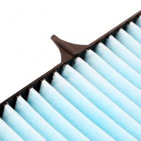 1 Schrägheck (E87) BLUE PRINT Innenraumluftfilter ADB112506