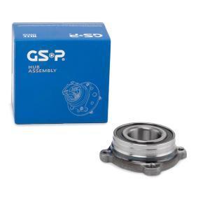 Radlagersatz GSP Art.No - 9245001 OEM: 33411093725 für BMW kaufen