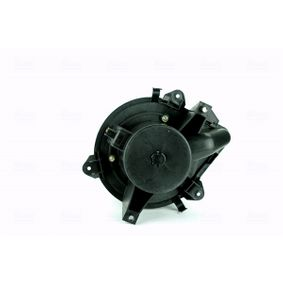Heater fan motor 87131 NISSENS