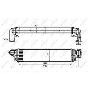 NRF Intercooler (30119A)