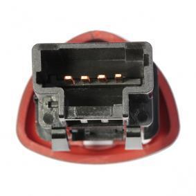TOPRAN RENAULT CLIO Warnblinkschalter (701 004)