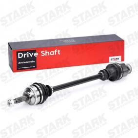 CLIO II (BB0/1/2_, CB0/1/2_) STARK Antriebswelle SKDS-0210026