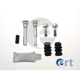 ERT Комплект водещи втулки, спирачен апарат 410028