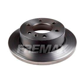 Bremsscheibe FREMAX Art.No - BD-0191 OEM: 9064230012 für VW, MERCEDES-BENZ, SMART, CHRYSLER, RENAULT TRUCKS kaufen