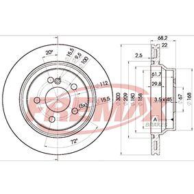FREMAX Spark plug BD-0910