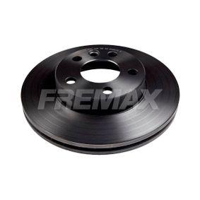 Bremsscheibe FREMAX Art.No - BD-3015 OEM: 7D0615301A für VW, AUDI, SKODA, SEAT, PORSCHE kaufen