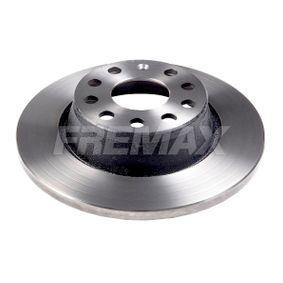 Bremsscheibe FREMAX Art.No - BD-5619 OEM: 5Q0615601G für VW, AUDI, SKODA, SEAT kaufen