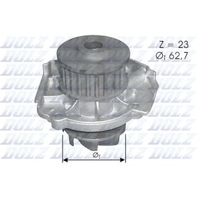 PUNTO (188) DOLZ Water pump S319