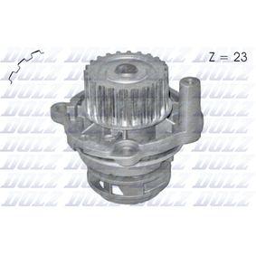 06B121011H für VW, AUDI, SKODA, SEAT, PORSCHE, Wasserpumpe DOLZ (A198) Online-Shop