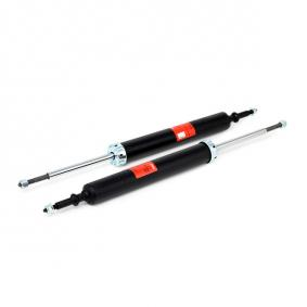 TRW TWIN Shock Absorber Rear Axle, Twin-Tube, Gas Pressure, Telescopic  Shock Absorber, Top pin, Bottom Pin