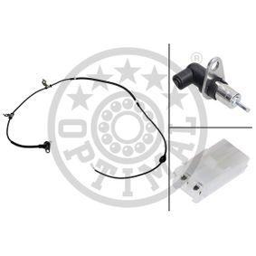 OPTIMAL Capteur ABS et Bague ABS 06-S459 pour SUZUKI LIANA 1.4 DDiS 90 CH récuperer