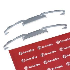 30671546 für VOLVO, Zubehörsatz, Bremssattel BREMBO (A 02 224) Online-Shop