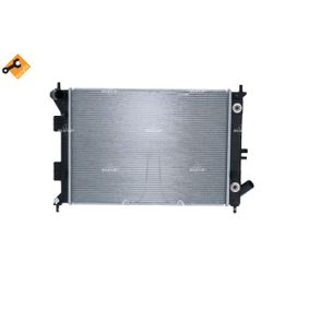 NRF Kühlwasserbehälter 8107