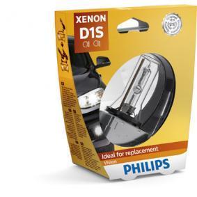 85415VIS1 Крушка с нагреваема жичка, фар за дълги светлини от PHILIPS качествени части