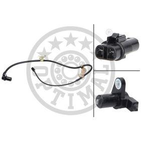 OPTIMAL Capteur ABS et Bague ABS 06-S456 pour SUZUKI LIANA 1.4 DDiS 90 CH récuperer
