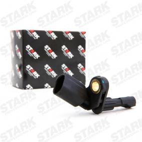 1K0927808 für VW, AUDI, SKODA, SEAT, PORSCHE, Sensor, Raddrehzahl STARK (SKWSS-0350008) Online-Shop