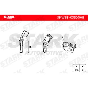 STARK Sensor, Raddrehzahl SKWSS-0350008