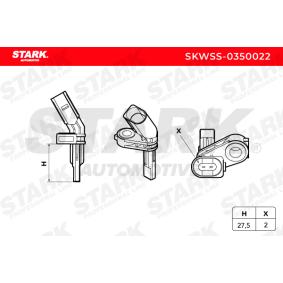 STARK Sensor, Raddrehzahl (SKWSS-0350022) niedriger Preis