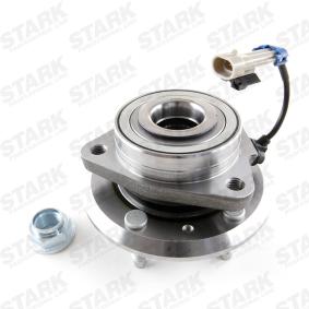 STARK SKWB-0180156 Radlagersatz OEM - 4809314 AWD, OPEL, VAUXHALL, CHEVROLET, GENERAL MOTORS, PLYMOUTH, A.B.S., OSSCA günstig