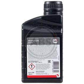 Спирачна течност (7500) производител A.B.S. за ROVER 25 Хечбек (RF) година на производство на автомобила 10.1999, 101 K.C. Онлайн магазин