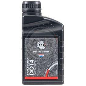Líquido de frenos A.B.S. (7500) para MAZDA CX-3 precios