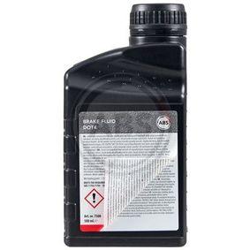 Aceite de frenos A.B.S. 7500 populares para HONDA CIVIC 1.4 (FK1, FN4) 100 CV