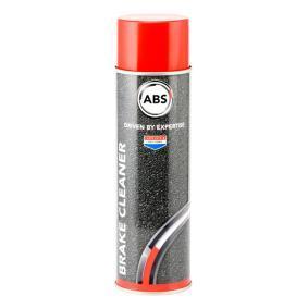 Beställ 7510 Broms- / Kopplingsrengöringsmedel från A.B.S.