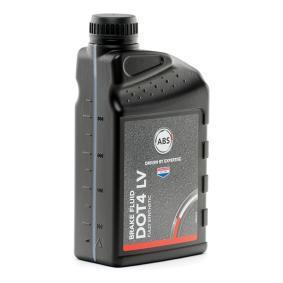 Bremsflüssigkeit (7516) hertseller A.B.S. für RENAULT CLIO II (BB0/1/2_, CB0/1/2_) ab Baujahr 06.2001, 65 PS Online-Shop