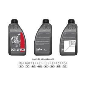 Beliebte Kupplungsflüssigkeit A.B.S. 7516 für RENAULT CLIO 1.5 dCi (B/CB07) 65 PS