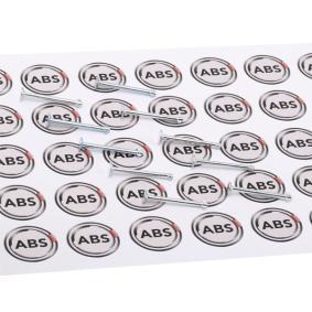 A.B.S. Zubehörsatz Bremsbacken 96167