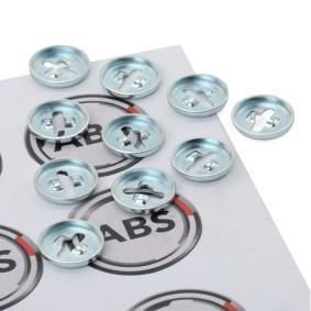 A.B.S. Zubehörsatz Bremsbacken 96180