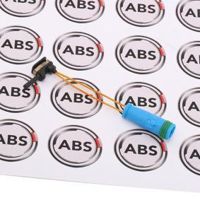 Figyelmezető kontaktus, fékbetét kopás A.B.S. Art.No - 39724 OEM: 410685DN0A mert INFINITI vesz