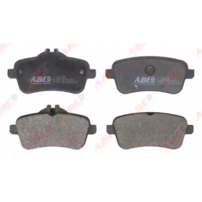 Bremsbelagsatz, Scheibenbremse ABE Art.No - C2M032ABE OEM: A0064203420 für MERCEDES-BENZ kaufen