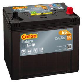 CENTRA Starterbatterie 5600TF für PEUGEOT, CITROЁN bestellen
