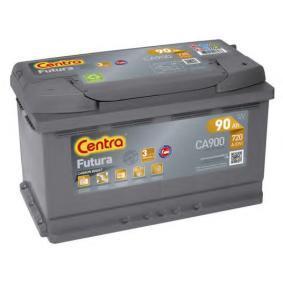 Starterbatterie CENTRA Art.No - CA900 OEM: 93197903 für OPEL, CHEVROLET, VAUXHALL kaufen