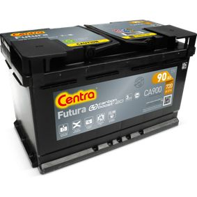 CENTRA Starterbatterie 1201295 für OPEL, CHEVROLET bestellen