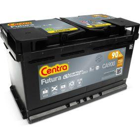 CENTRA Starterbatterie 93197903 für OPEL, CHEVROLET, VAUXHALL bestellen