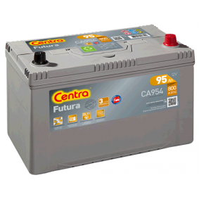Starterbatterie CENTRA Art.No - CA954 kaufen