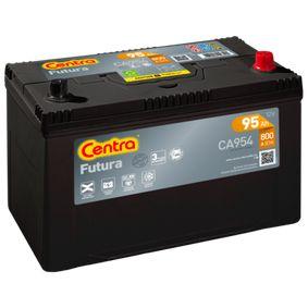 CENTRA Starterbatterie 5600TG für PEUGEOT, CITROЁN bestellen