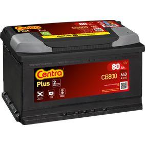 CENTRA Starterbatterie 5GM915105H für VW, AUDI, SKODA, SEAT bestellen