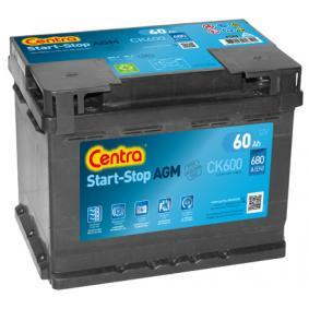 CENTRA Akumulátor CK600