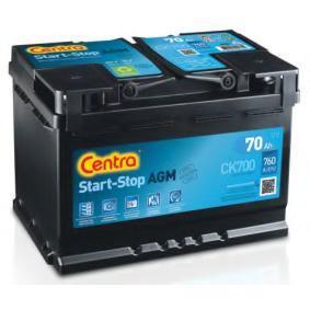 Startovací baterie CK700 CENTRA