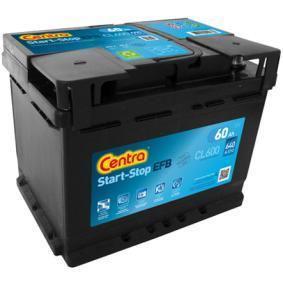 CENTRA Autobatterie CL600