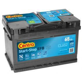 CENTRA Autobatterie CL652