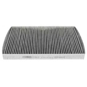 Filter, Innenraumluft CHAMPION Art.No - CCF0001C OEM: 1HO091800 für VW, AUDI, SKODA, SEAT, CUPRA kaufen